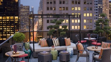 Salon de Ning Rooftop Bar