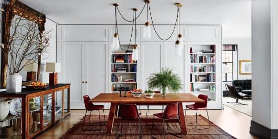 urban dining room - Modernist Interior Design