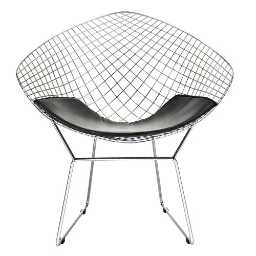 Mid-Century Modern Diamond Chair
