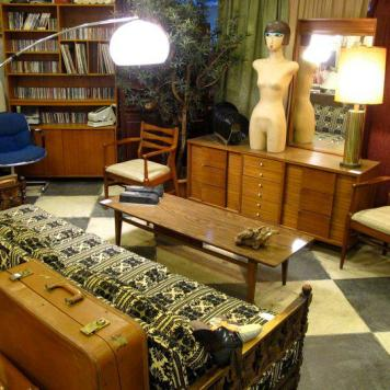 Cure Thrift Shop Mid Century Modern