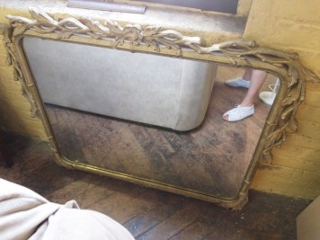 Salvation Army Mirror