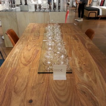 CB2 Dining Table