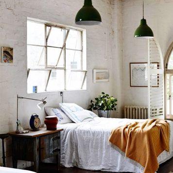 Industrial Chic Bedroom