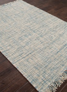Tweedy Blue Area Rug