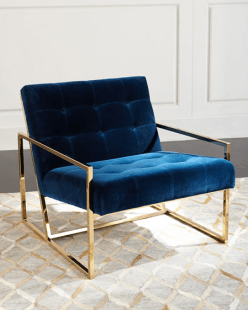 Gold Decor Chair