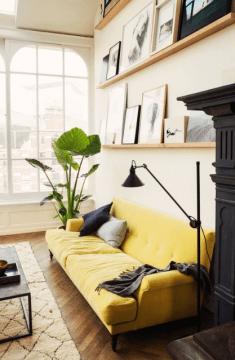 Urban Modern Couch