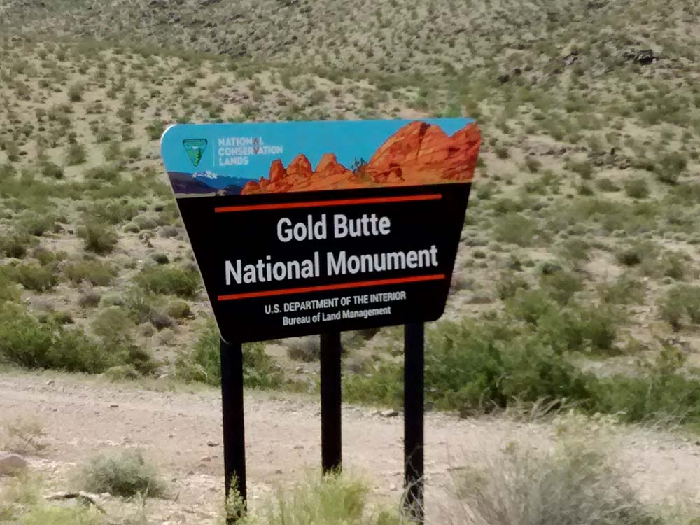 Gold Butte NM