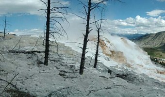 Yellowstone Then and Now