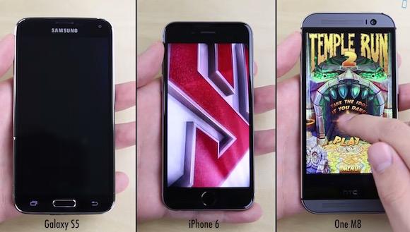 Qual é o celular mais rápido?