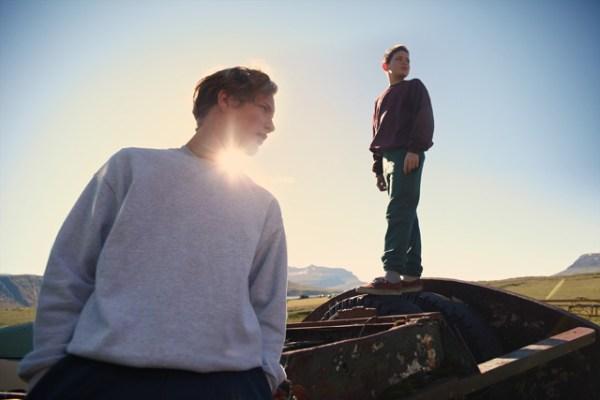 アイスランド映画『ハートストーン』死と再生