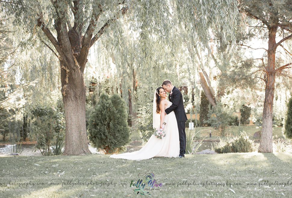 Escape The Heat A Summer Chino Valley Windmill House Wedding