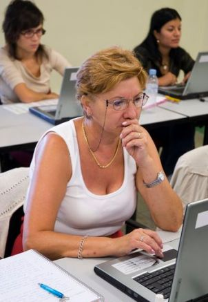 Mujeres en formación