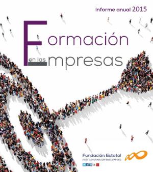Cubierta del informe Formación en las empresas