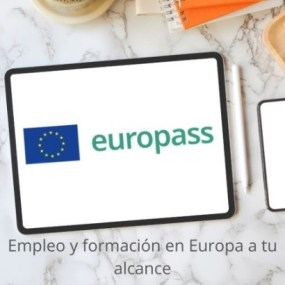 Europass. Empleo y formación en Europa a tu alcance