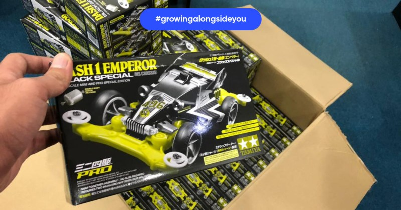 Tamiya Heaven Enterprise - Your Story, With Us