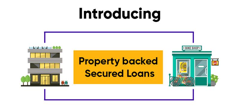 Property acked Loans Funding Societies