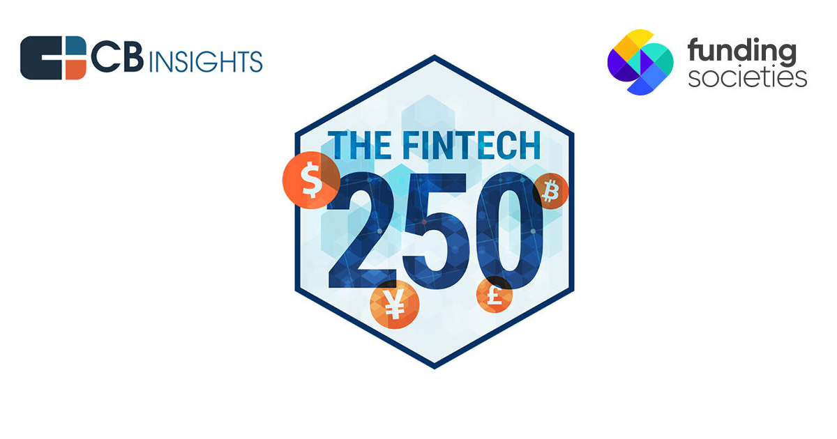 Funding Societies named on the 2018 Fintech 250 list by CB Insights