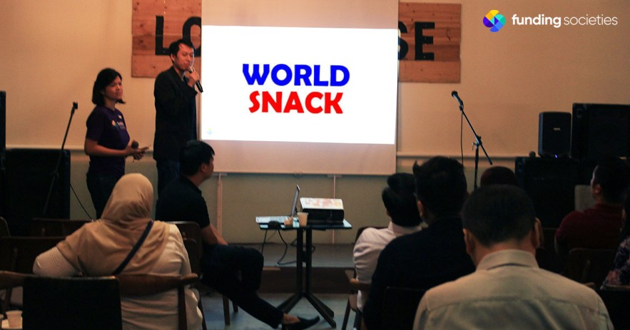 Nelson Ng Wordl Snack Funding Societies