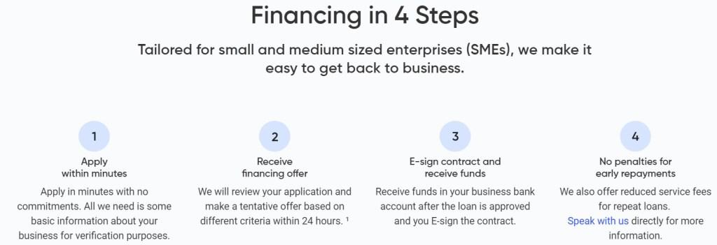 sme financing singapore