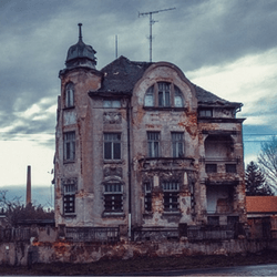 Create a haunted house to raise money for your school