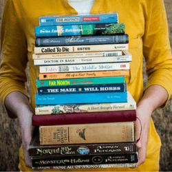 Have a readathon to raise money for your school