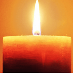 Sell candles as a fundraising idea for churches.