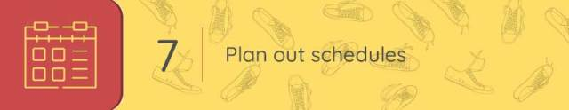 Plan out your team's schedules to make the most of your time with dedicated sports and recreation tools.