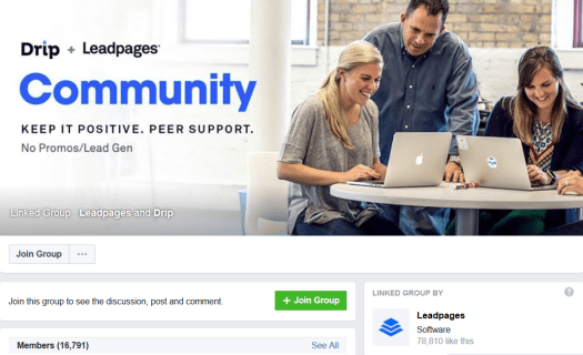 Leadpages Community