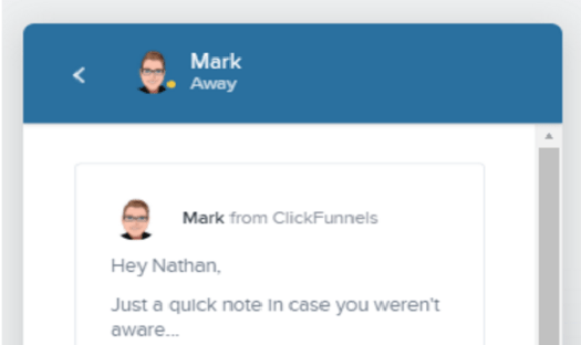 Mark from ClickFunnels