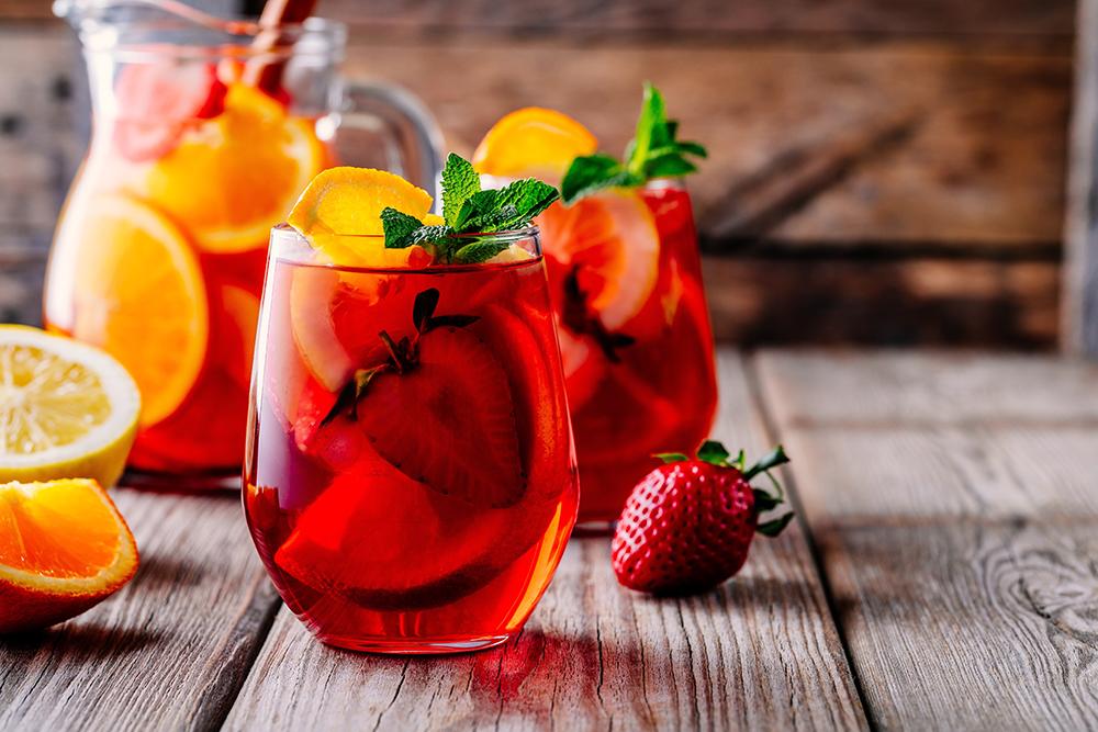 Summer Iced Tea Recipes