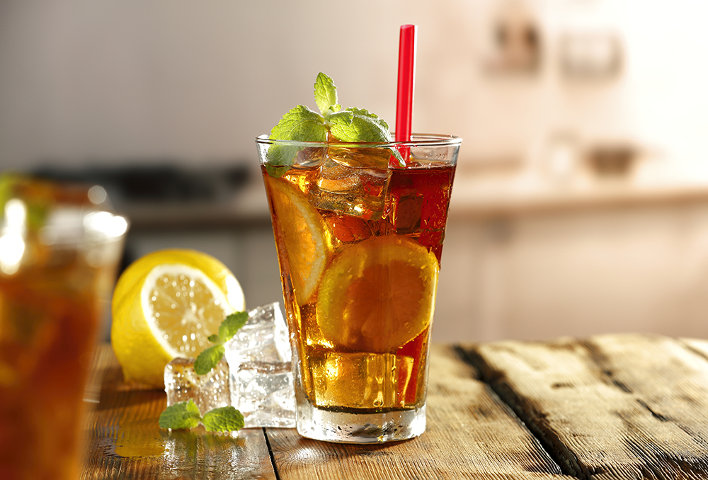 How to make Iced Chai Tea Soda - tea soda recipes