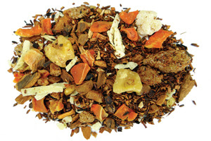 Carrot Cake Rooibos dessert tea for sweet tooth