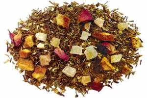 Peach Apricot Honeybusy Rooibos Tea for afternoon tea parties