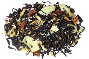Salted Coconut Truffle Chocolate Black Tea