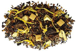 Caramel Cream Yerba Mate Weight Loss Tea
