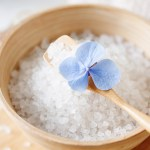 DIY Tea Bath Salts for Gifts