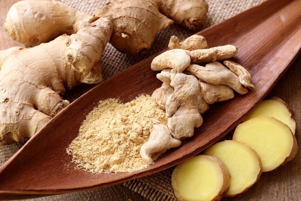Ginger Teas