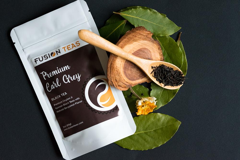Premium Earl Grey Tea