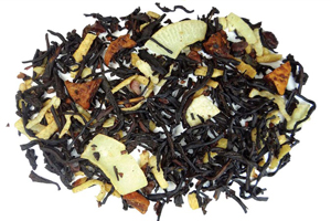 Salted Coconut Truffle Black Tea