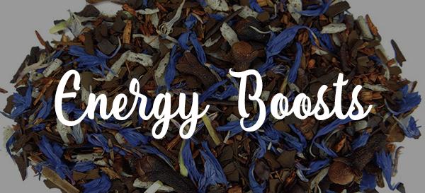 Energizing Teas