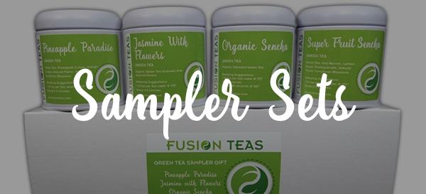 Tea Sampler Sets for Gifts