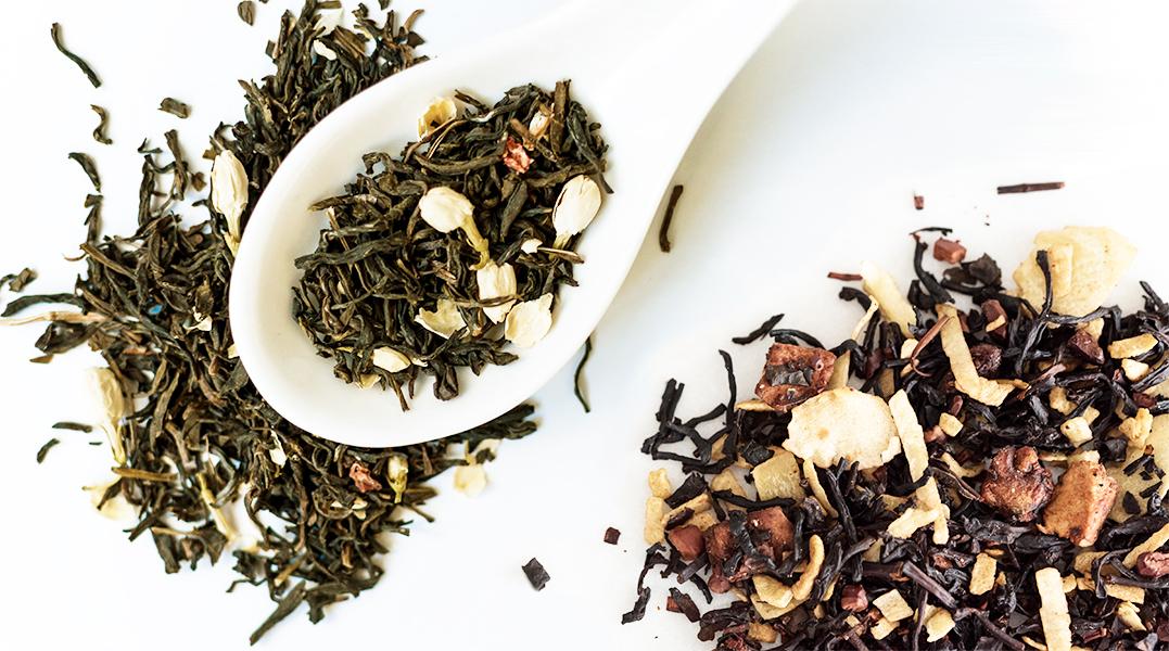 Which is healthier green tea or black tea