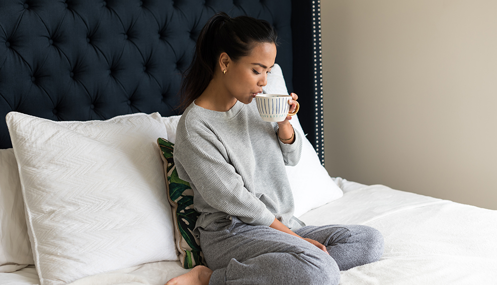 Evening Tea Rituals and herbal teas for better sleep