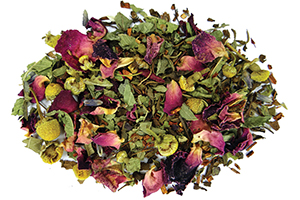 Harmony Tulsi Herbal Tea for Evening Tea Rituals