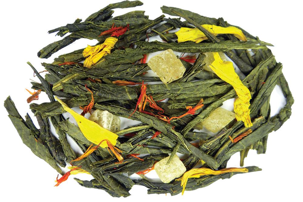 Pineapple Paradise Mango Green Tea