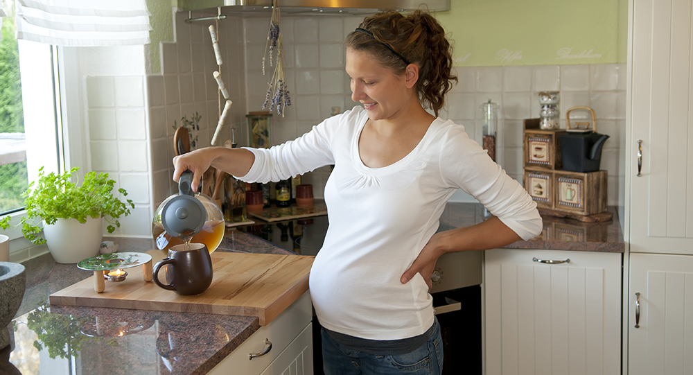 Pregnancy Teas and raspberry leaf herbal tea