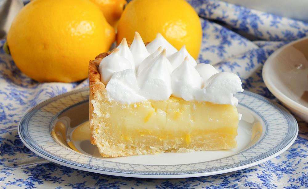 Dessert Teas Lemon Meringue Green Tea