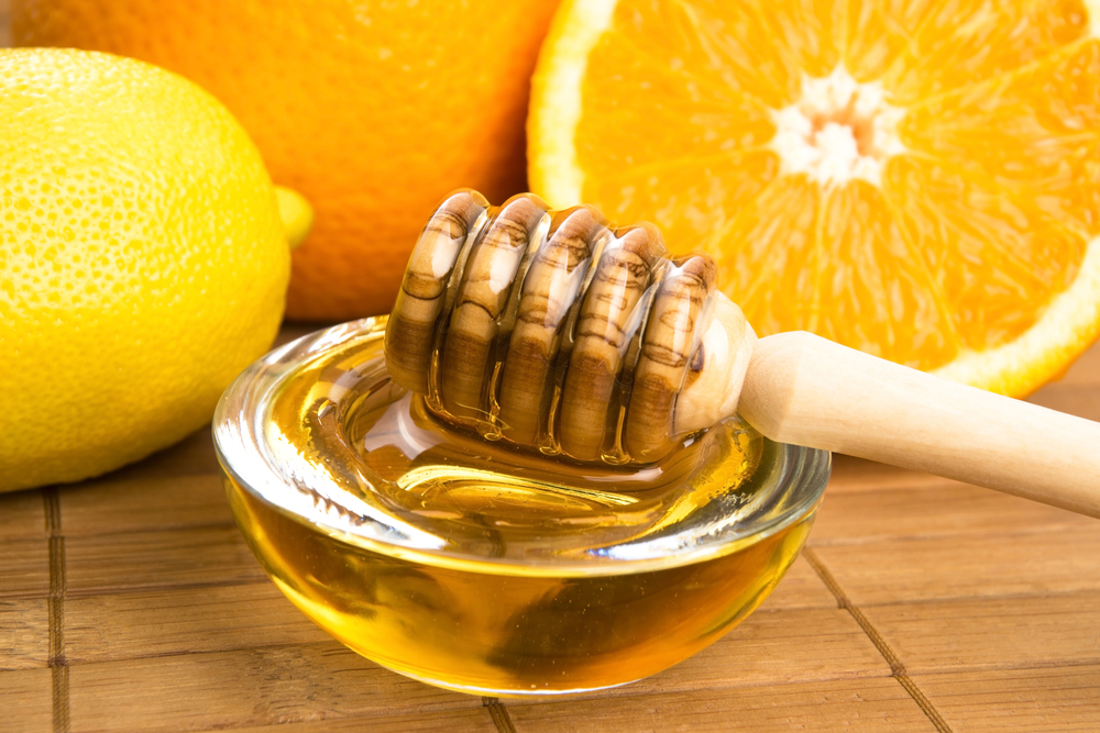 Lemon Honey Infused Honey Recipe