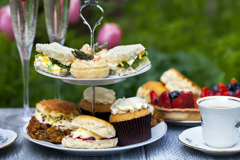 Afternoon Tea Party Finger Food Recipes