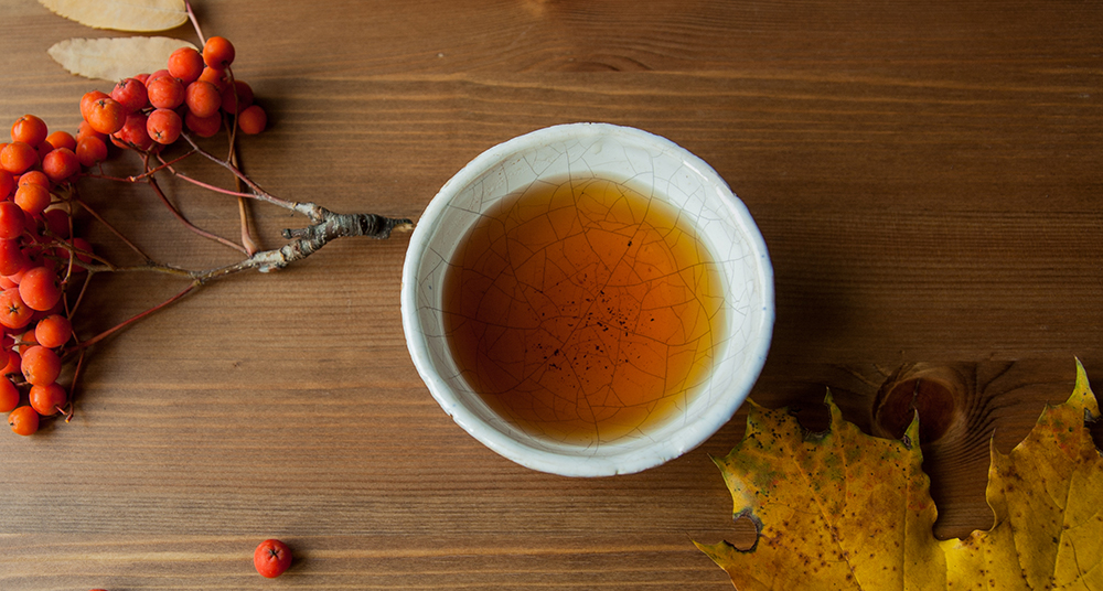 Oolong tea for multiple infusions